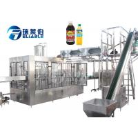 China High Accuracy Drinking Water Filling Complete Automatic Production Line on sale