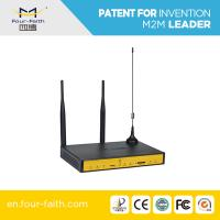 China F3434S industrial 3G wifi modem for advertising on bus, supermarket, mall, bus station on sale