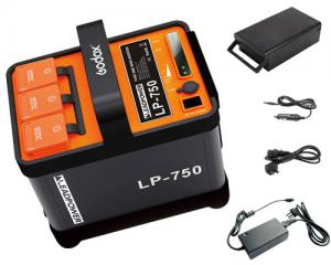 China 750W Integrated Battery Portable Power Packs Inverter Easy to be Replaced LP-750  on sale