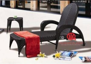China Outdoor swing lounge lazy lounge bed on sale