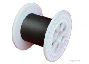 China Heat Resistant Flexible Electrical Wire Micro Coaxial Silver PFA Insulated Cable on sale