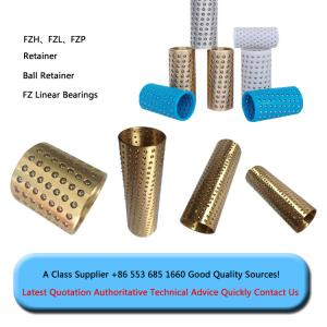 China ball retainer bearing ball cage guide bushing low frication high quality china factory comeptitive price on sale