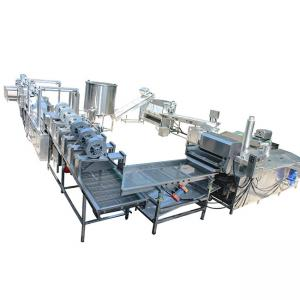 China ODM Stainless Steel 500kg/H Fully Automatic Potato Chips Processing Line on sale