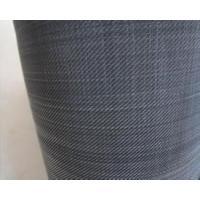 12 / 14 Mesh Plain Dutch Weave Wire Cloth , Twill Woven Mild Steel Wire Mesh