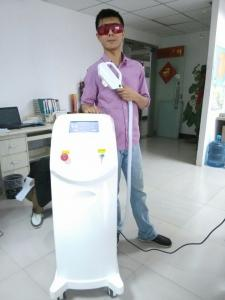 China Economic vertical big energy 2014 elight beauty machines ipl+rf for hair removal on sale