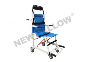 China Aluminum Alloy Ambulance Stair Stretcher Foldable For Outdoor Rescue on sale