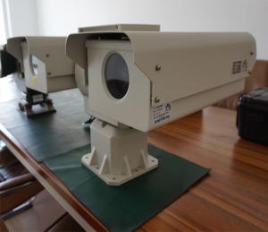 China Coastal & Border Surveillance Long Range Ptz Ip Camera 1km Nir Night Vision on sale