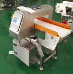 detectores de metales autos del modelo del transportador para la pequeña comida o la pequeña inspección llena del producto