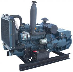 China 28kw Silent Kubota Diesel Generator , Japanese Generator With Low Fuel Consumption and Low Noise on sale