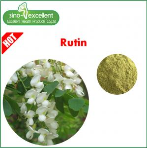 China 100% natural plant extract Sophora japonica bud extract  Rutin NF11 95% on sale