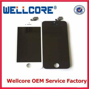 China 4.3 Inch iPhone LCD Screen Replacement Custom-made For iPhone 5 / 5c / 5s on sale