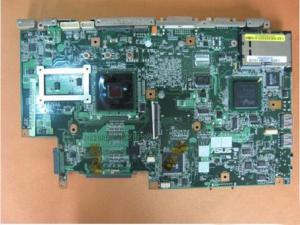 China inter LGA 1366 Integrated laptop motherboards replacement for asus T12R on sale