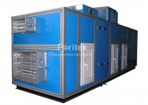 China Commercial Silica Gel Desiccant Dehumidifier Aluminum Alloy Cabinet on sale