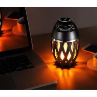 China Mini Flame Atmosphere Wireless Bluetooth Speaker on sale