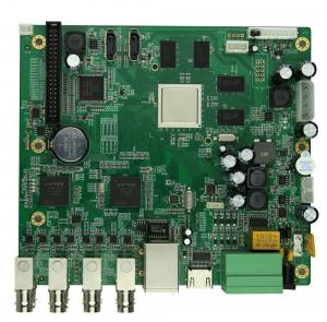 China 1080P Realtime DVR Circuit Board  on sale
