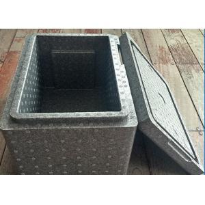 Solutions augmentées d'emballage de chaîne du froid de polypropylène 17 X11  X10»