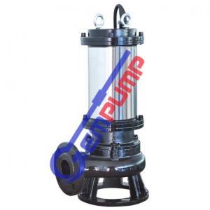 China Mobile submersible sewage pump non-blocking 960~2950 r/min Speed on sale