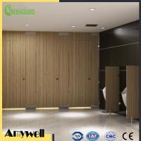 Amywell Factory compact HPL toilet partition
