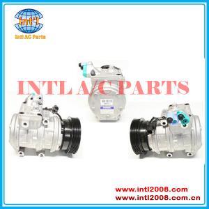 China DENSO 10PA17C ac compressor assy Hyundai Elantra Tucson Kia Carens Sportage 0K2KB61450 97701-1D500 97701-2D600 on sale