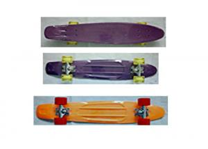 China PP Plastic Fish Skateboards With Antislip Deck Board for Outdoor Sports Kids Games on sale
