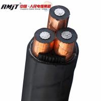 RMJT 0.6/1kV PVC/PE insulated PVC jacket without armouring copper/aluminium powder cable