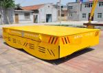 Anti High Temperature Material Moving Carts , High Speed Material Transfer Carts