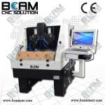 Routeres del CNC BCJD5030, CE, 500x300 milímetro, eje de la refrigeración por agua 3kW