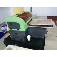 High Accuracy Scratch Proof uv led inkjet printer A3 for 9CM Max Print Height