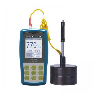 China Portable Metal Shell Leeb Hardness Tester Nice Appearance Design SH-500 on sale