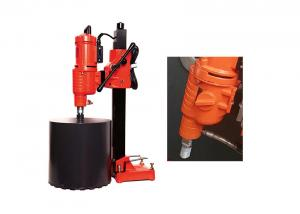 China Speed Adjustable Diamond Portable Core Drilling Equipment For 350 Mm Hole Drilling on sale