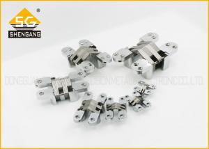 China Concealed Soss Internal Door Hinges For Kitchen Cabinets / Cupboard on sale