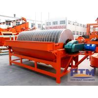 China wet drum magnetic separator on sale
