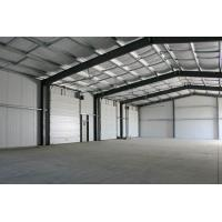 Q235 / Q345 Industrial Steel Buildings Contract With Mature Checking System