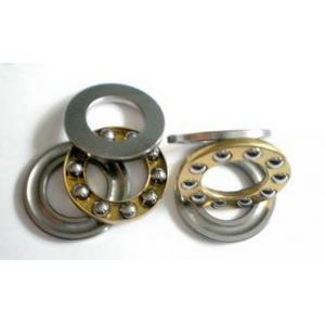 China High load Single row Thrust ball bearing F5 -10M 5 x 10 x 4 for vertical pumps on sale