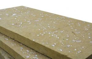 China Eco Friendly Exterior Wall Rock Wool Insulation Materials For Walls on sale