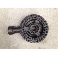 China Internally Installed Cast Iron Gas Burner , Cast Iron Single Gas Stove Burner on sale