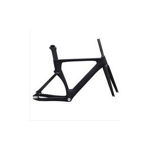 Quality Custom Track Bike Frames , Carbon Bicycle Frame Matte / Gloss Finish HT-FM126 for sale