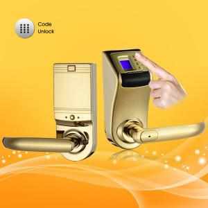 China Hot Selling Password Keypad Residential Door Lock with Deadbolt Button on sale