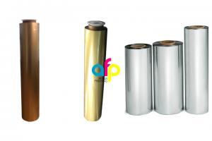 China Greater Precision Cold Stamping Foil For Offset And Flexographic Printing Machines on sale