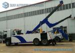 HOWO 6X4 Tow Truck Heavy Duty With INT 35 Wrecker Truck Upper Body