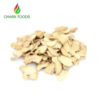 China Organic Air - Dried Ginger Root Slice New Crop Max 8% Moisture No Additives on sale