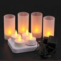Rechargeable battery LED Candles