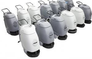 China Running Alongside Pressure Additional System Floor Scrubber Dryer Machine on sale
