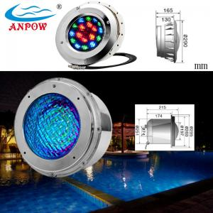 China Swimming Pool LED Underwater Light Waterproof Lamp on sale
