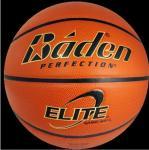 Baloncesto de alta calidad de la PU de la forma de BADEN