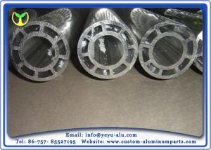 China Metal Machining Anodized Aluminum Non Standard Aluminum Tube Profiles on sale