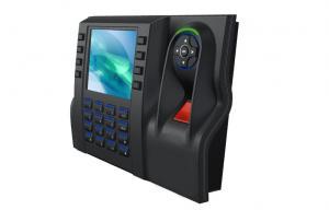 China TCP/IP LAN Biometric Fingerprint Time Clock, Time Card Machine for Workforce Management on sale