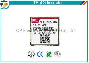 SIMCOM 4G LTE Module SIM7100A Based On Qualcomm MDM9215 Multi Band