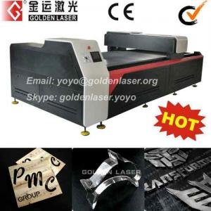 China CO2 Laser Acrylic/Stainless Steel Cutter Machine on sale