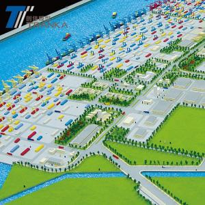 China 3D Urban planning model , city model architectural scale model on sale